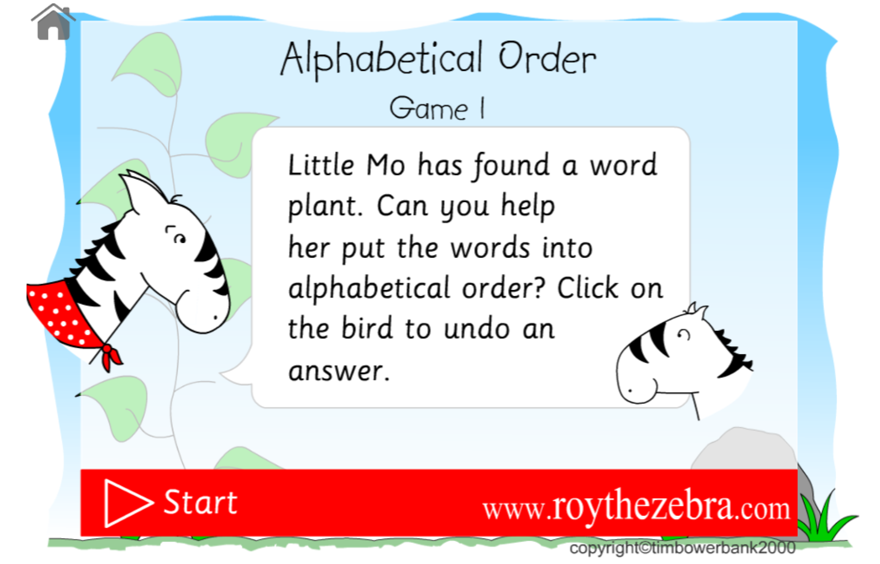 photo relating to Order of Operations Game Printable known as Alphabetical Invest in Sport